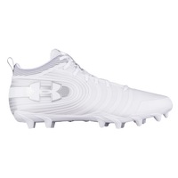 Under Armour Nitro Mid MC - Men's - White / Silver