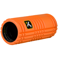 Trigger Point The GRID 1.0 Foam Roller - Orange / Orange