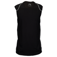 Ably Tracker Sleeveless T-shirt - Men's - Black / Black