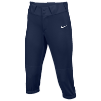 Nike Team Diamond Invader 3/4 Pants - Women's - Navy / Navy