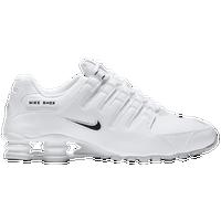 Nike Shox Black And White