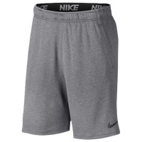Nike Veneer Training Shorts - Men's - Grey / Grey