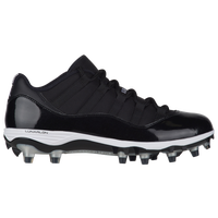 Jordan Retro 11 Low TD - Men's - Black / White