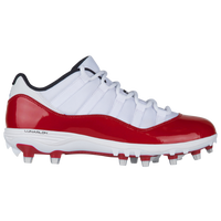 3b3462b4f7c Jordan Retro 11 Low TD - Men s - White   Red