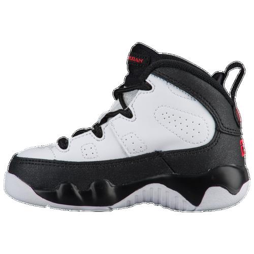 Jordan Retro 9 Boys Toddler Basketball Shoes
