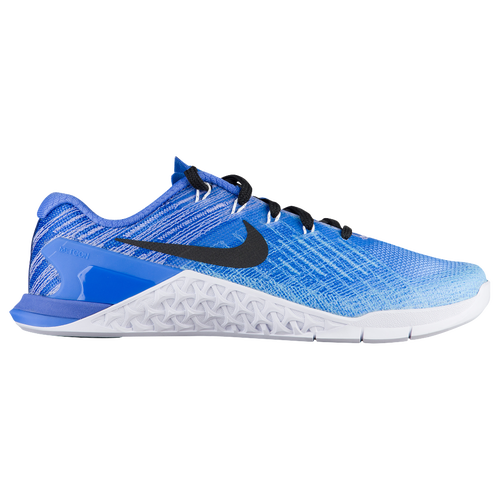 Nike Metcon 3 - Women's TRAINING SHOES - Still Blue/Black/Medium Blue 02175400