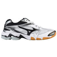 Mizuno Wave Bolt 6 - Women's - White / Black
