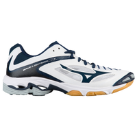 Mizuno Wave Lightning Z3 - Women's - White / Navy