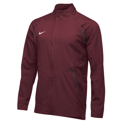 Nike Team Disruption Game Jacket 2.0 - Men's - For All Sports - Clothing - Team  Cardinal/Team Anthracite/White