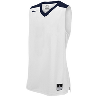Nike Team Elite Franchise Jersey - Men's - White / Navy