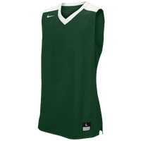 Nike Team Elite Franchise Jersey - Men's - Dark Green / White