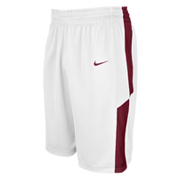 Nike Team Elite Franchise Shorts - Men's - White / Cardinal