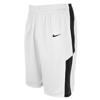 Nike Team Elite Franchise Shorts - Men's - White / Black
