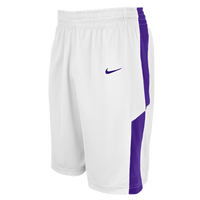 Nike Team Elite Franchise Shorts - Men's - White / Purple