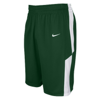 Nike Team Elite Franchise Shorts - Men's - Dark Green / White