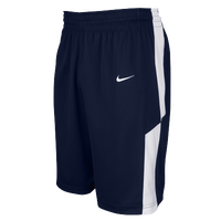 Nike Team Elite Franchise Shorts - Men's - Navy / White