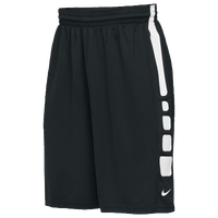 Nike Team Elite Practice Shorts - Men's - Black / White