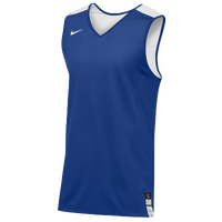 Nike Team Elite Reversible Tank - Men's - Blue / White