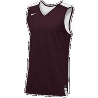 1aadc6e098a Nike Team Elite Reversible Tank - Men's - Maroon / White