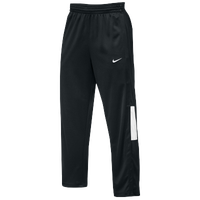 Nike Team Rivalry Tearaway Pants - Men's - Black / White