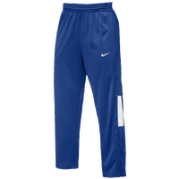 Nike Team Rivalry Tearaway Pants - Men's - Blue / White