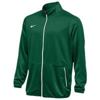 Nike Team Rivalry Jacket - Men's - Dark Green / White