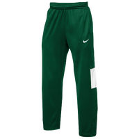 Nike Team Rivalry Pants - Men's - Dark Green / White