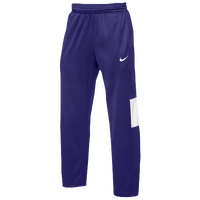 Nike Team Rivalry Pants - Men's - Purple / White
