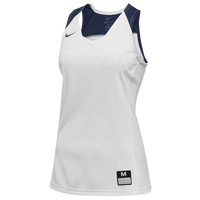 Nike Team Elite Stock Jersey - Women's - White / Navy