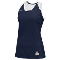 Nike Team Elite Stock Jersey - Women's - Navy / White