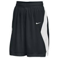 Nike Team Elite Stock Shorts - Women's - Black / White
