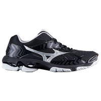 Mizuno Wave Bolt 7 - Women's - Black / Silver