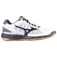 Mizuno Wave Supersonic - Women's - White / Black