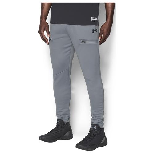 Under Armour SC30 Splash Tapered Pants - Men's - Basketball - Clothing - Stephen  Curry - Steel Grey/Black