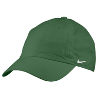 Nike Team Campus Cap - Men's - Green / Green