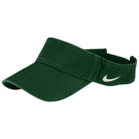Nike Team Classic Visor - Men's - Dark Green / Dark Green