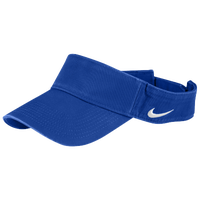 Nike Team Classic Visor - Men's - Blue / Blue