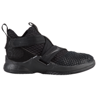 Nike LeBron Soldier XII SFG - Boys' Preschool -  Lebron James - All Black / Black
