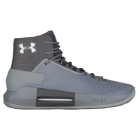 Under Armour Drive 4 - Men's - Grey / White