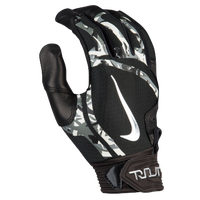 Nike Trout Elite Batting Gloves - Men's - Black / Black