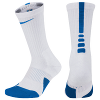 Nike Elite 1.5 Team Crew - White / Blue