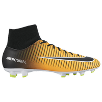 Nike Mercurial Victory VI Dynamic Fit FG - Men's - Orange / Black