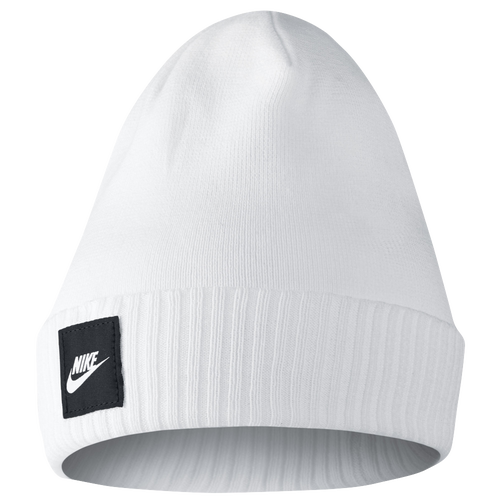 separation shoes 1ef72 f887f ... canada nike futura beanie mens casual accessories white black 1336e  a651a