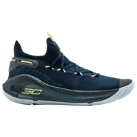 Under Armour Curry 6 - Boys' Grade School -  Stephen Curry - Navy