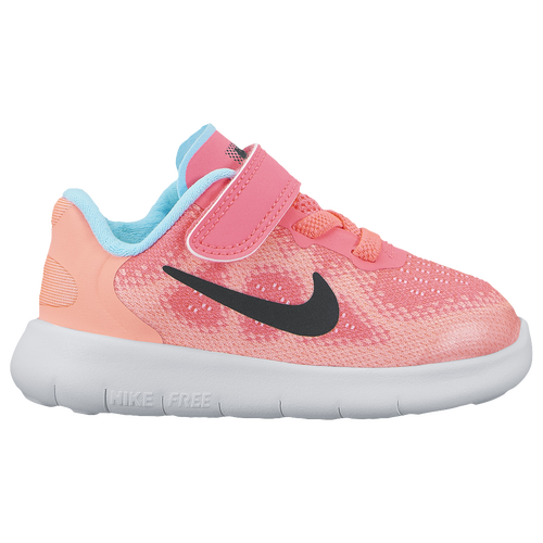 97e740c70d2 Nike Free RN 2017 Girls  Toddler Running Shoes