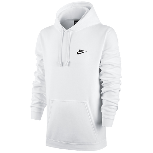 Nike Club Fleece Pullover Hoodie - Men's - Casual - Clothing ...