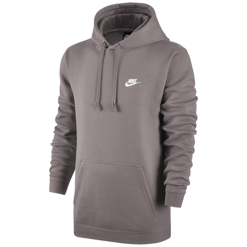 Nike Club Fleece Pullover Hoodie - Men's - Casual - Clothing - Particle  Rose/Particle Rose/White
