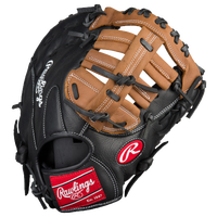 Rawlings Mark of a Pro Pro Taper 1st Base Mitt - Men's - Black / Tan