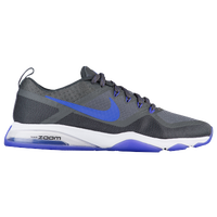 Nike Air Zoom Fitness - Women's - Grey / Light Blue