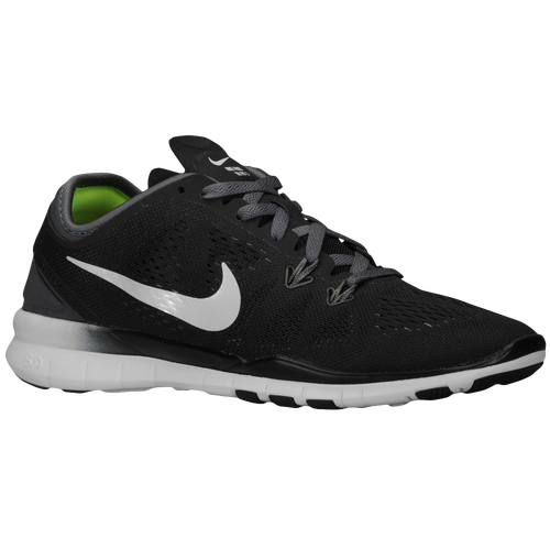 Nike Free 5.0 TR Fit 5 - Women's - Training - Shoes - Black/Dark Grey/White